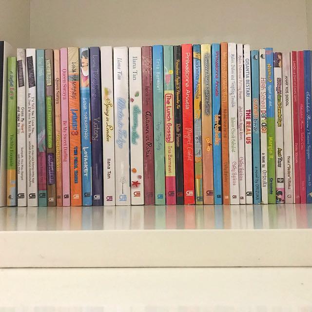 Novels For Sale!