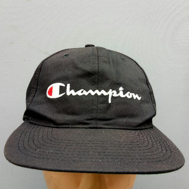 Original Champion Otto Cap Hat Topi From Japan Bape Supreme Kaws ... f4ee6f840e1
