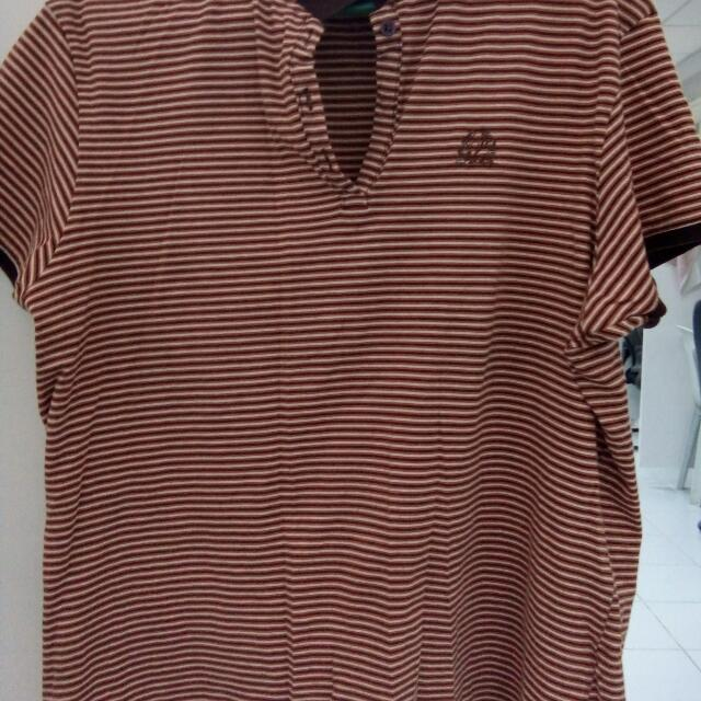 pazzo polo shirt..xl preloved manage ur expectation..