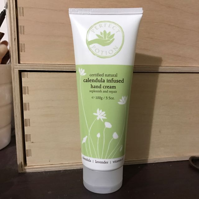 Perfect Potion Calendula Hand Cream