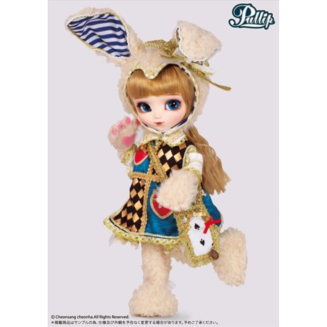 [Pre-order] Pullip Classical White Rabbit
