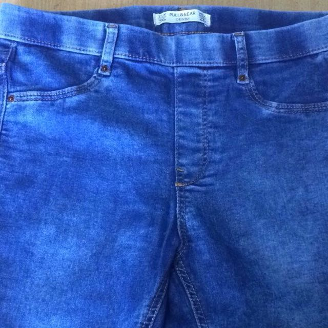 reprice pull and bear jeans