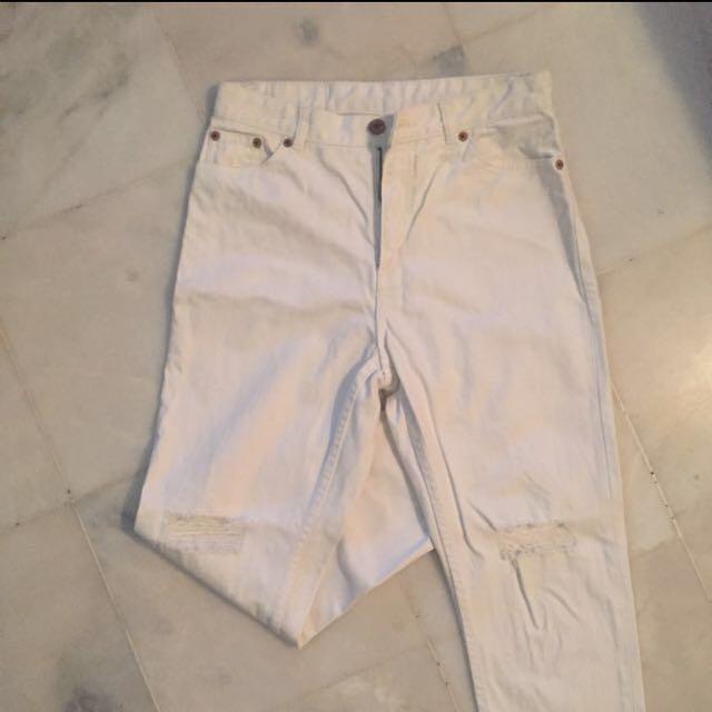 [REDUCED] MONKI Boyfriend Jeans