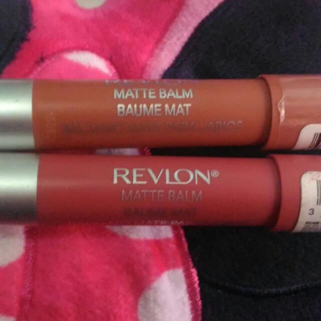 Revlon Matte Balm (Elusive & Enchanting)