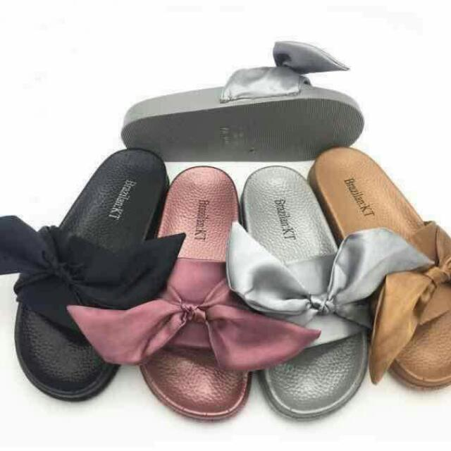 Rhiana inspired slippers
