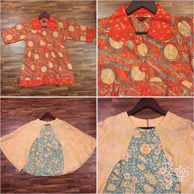 SALE 2 Batik Top