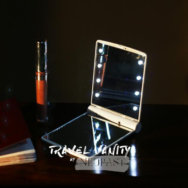 SALE!! Pocket Mirror With LED Lights