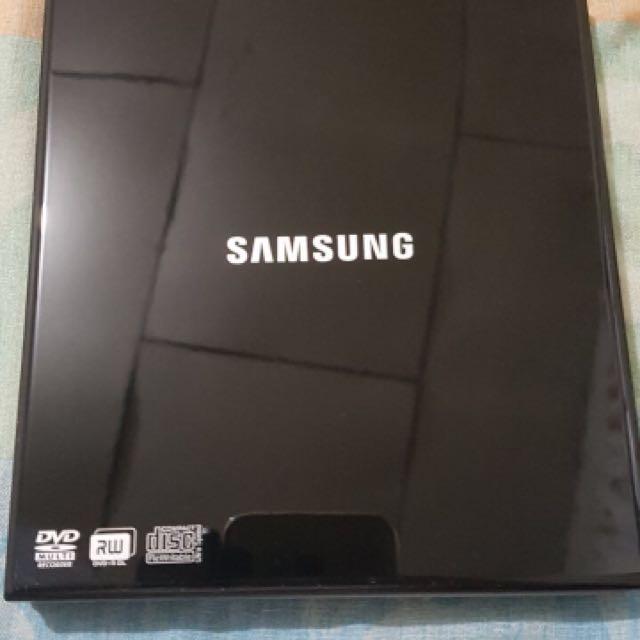 Samsung External Dvd Writer/player