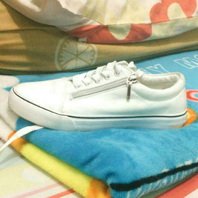 Shoes Ruby White