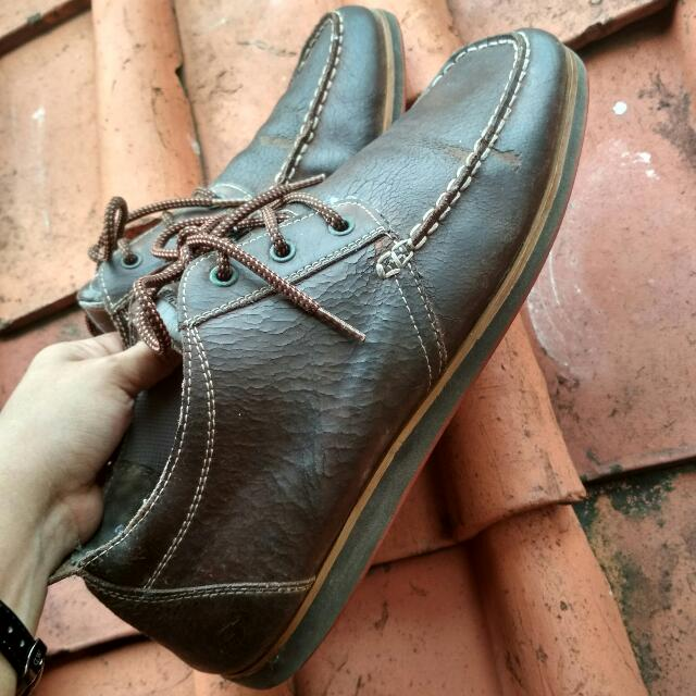 SKECHERS LEATHER UPPEAR ORIGINAL WITHOUT BOX