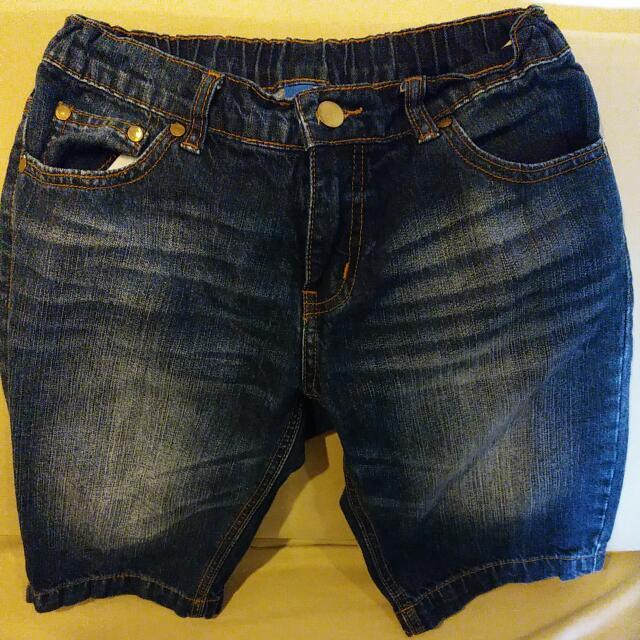 SM Maong Shorts