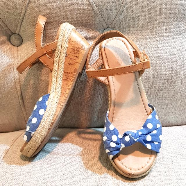 Smart Fit Polka Dots Sandals