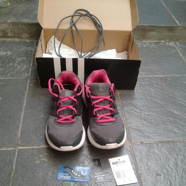 Sneaker Adidas Duramo Silver Ping Original
