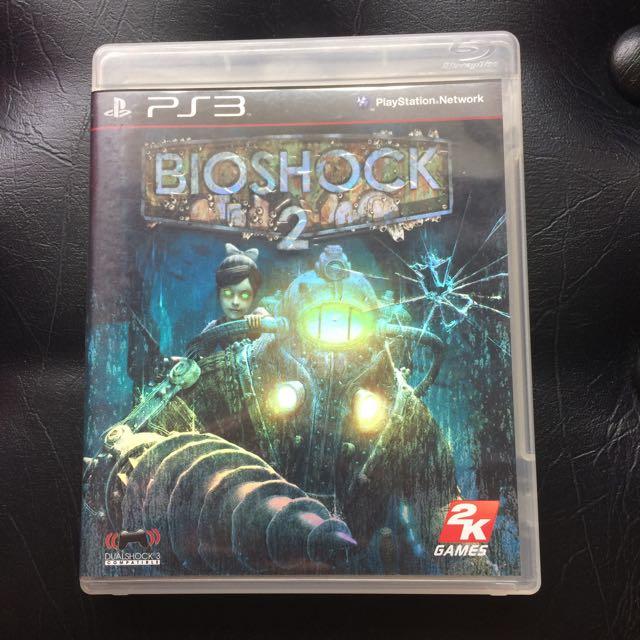 Sony PS3 Bioshock 2