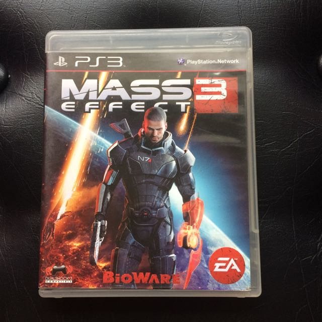 Sony PS3 Game Mass Effect 3