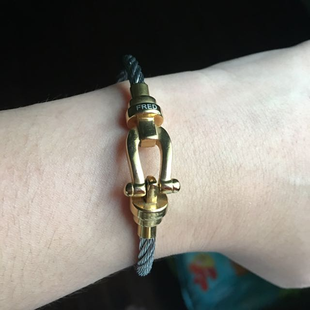 Charriol Inspired Bangle