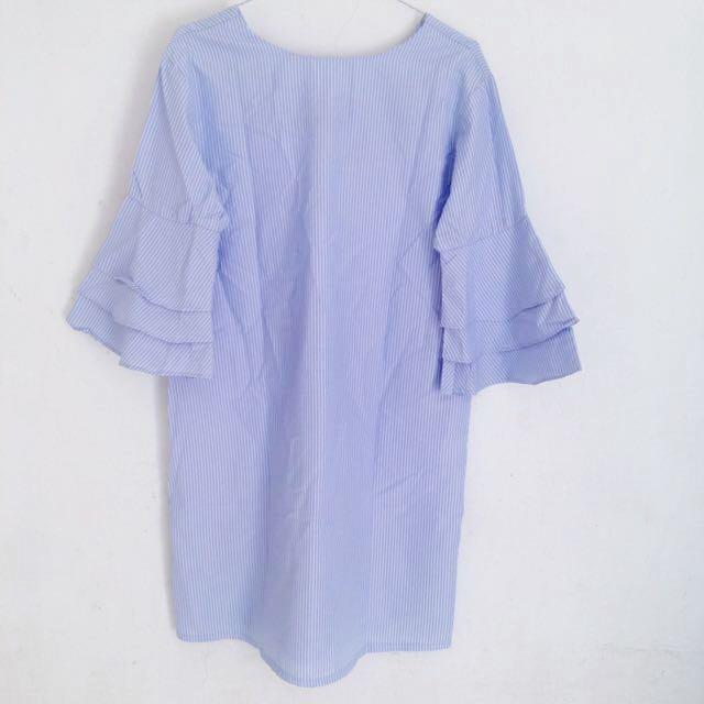 Stipe Dress