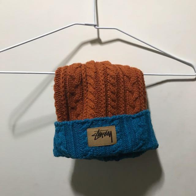 Stussy毛帽