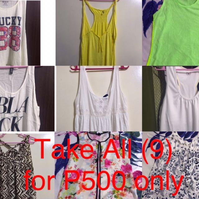 Super Sale!!! Take All For P500