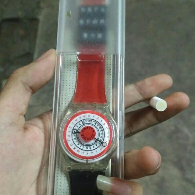 Swatch Decoder