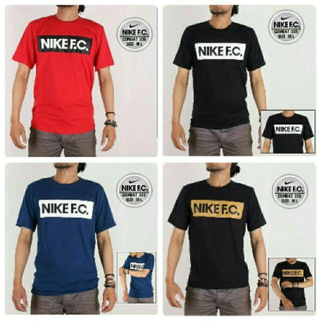 T Shirt Nike Fc