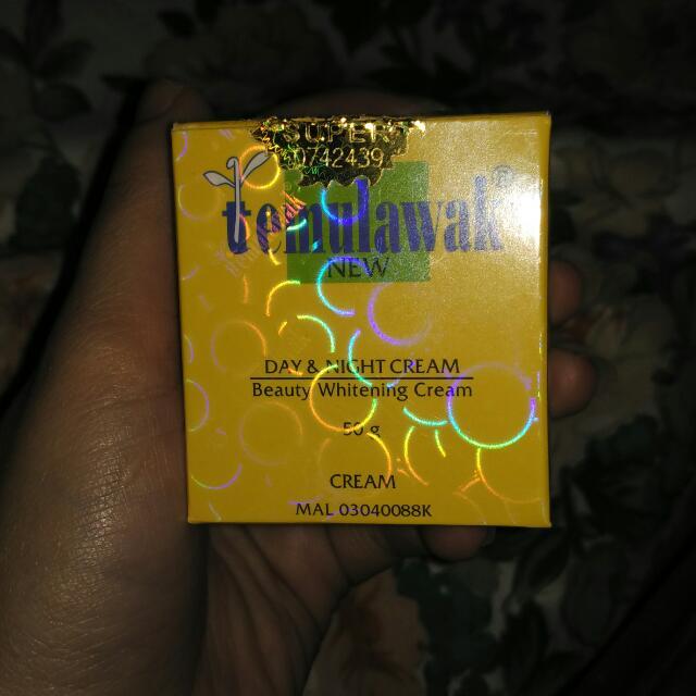 Temulawak Day&Night Cream