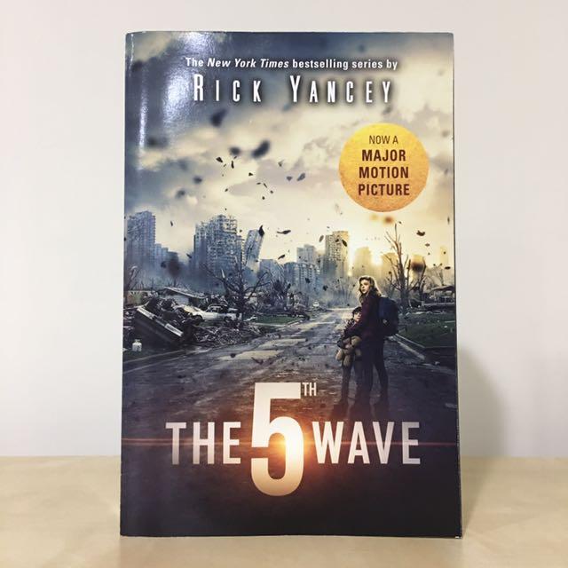 The 5th wave 第五毀滅 原文小說