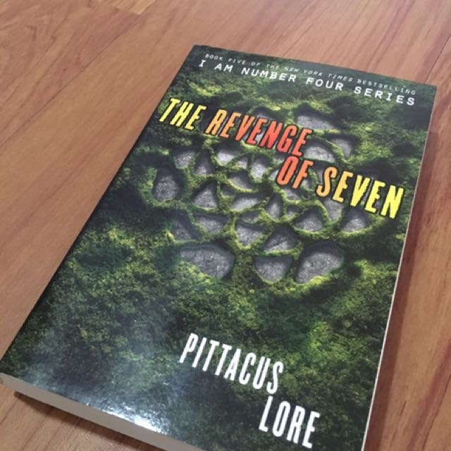 The Revenge Of Seven ( I Am Number Four Series)