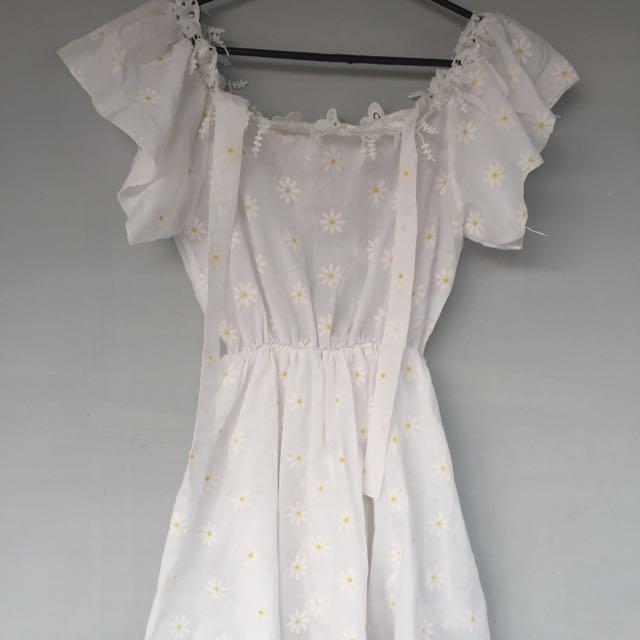 Tokichoi Off Shoulder Dress