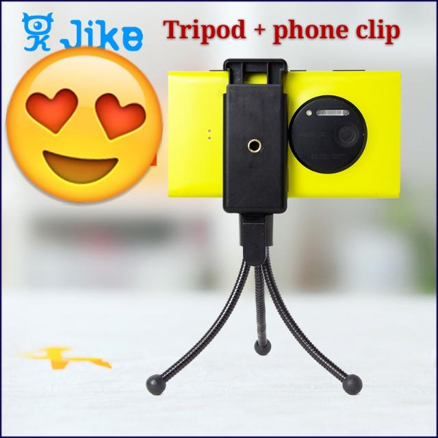 Tripod Stand Set Twistable For Phone And Camera