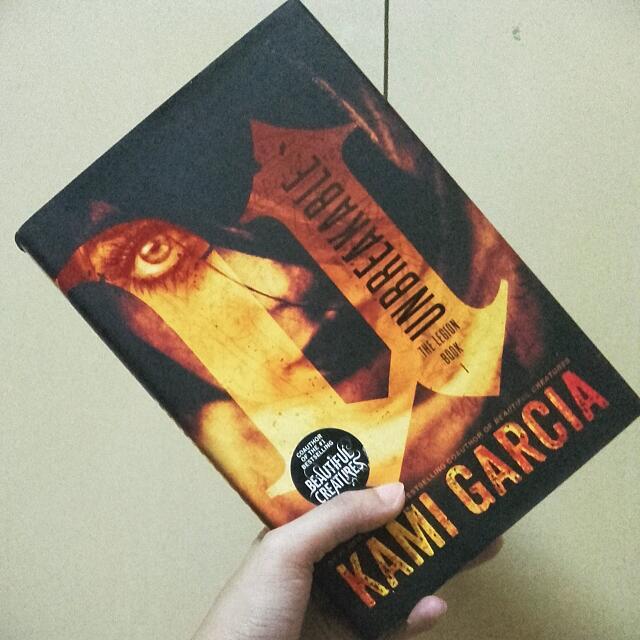 Unbreakable Book 1