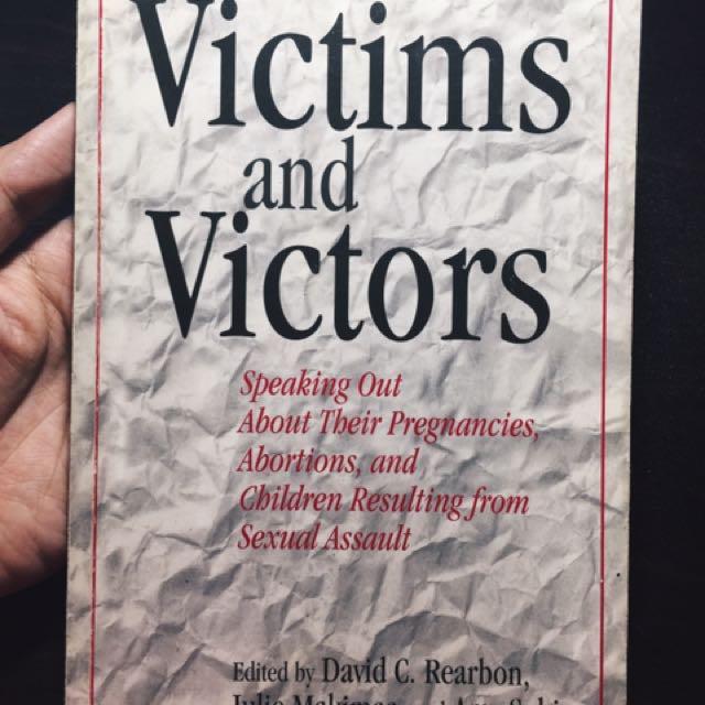 Victims And Victors