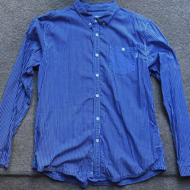 VOLCOM - Plaid shirt