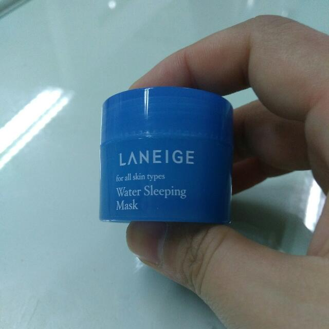 SOLD...Water Sleeping Pack Laneige