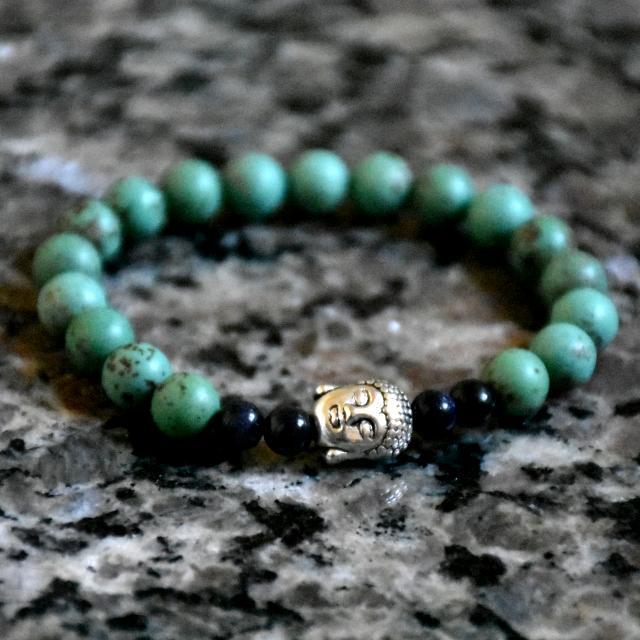 Zen Mala Bracelet