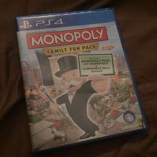 PS4 Monopoly 大富翁
