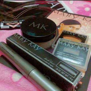 Mary Kay Make Ups