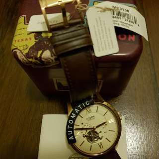 Fossil Watch ME3105