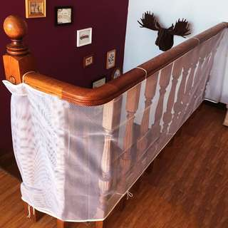 Baby Children Kids Fencing Protect Balcony Safety Fence Net 3meter
