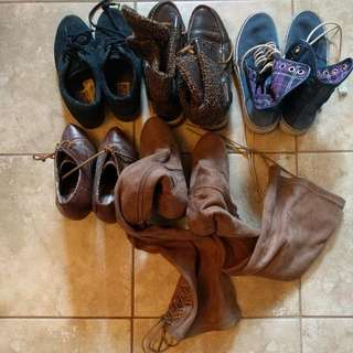 Nevada, Levi's, Sperry, And Fashion Shoes