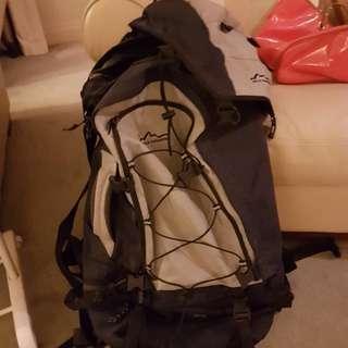 Big Hiking Backpack