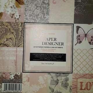 PAPER DESIGNER 5 (6x6)