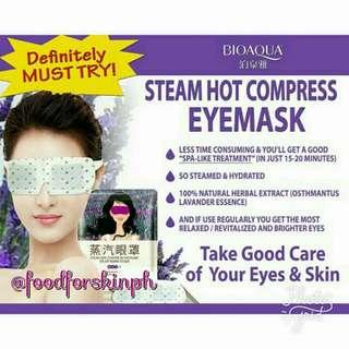 BioAqua Steam Hot Compress Eyemask