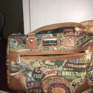 Vintage Boho Bag