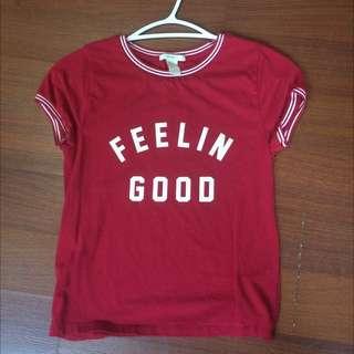 Forever 21 Shirt XS