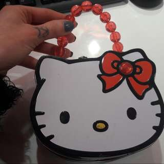 Hello Kitty Tin Bag