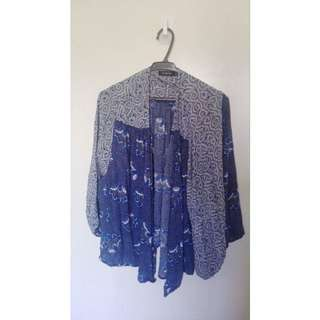 Glassons Kimono