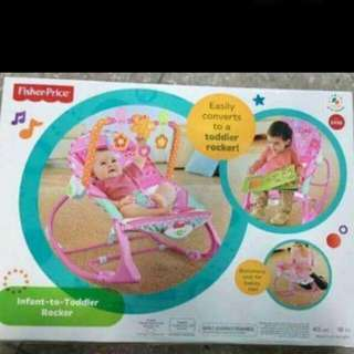 Fisher Price Infant- Toddler Rocking Chair