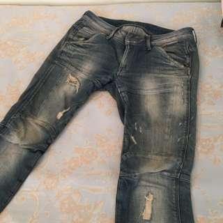 G Star Raw Jeans Size 28/29