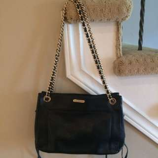 Rebecca Minkoff Navy Bag